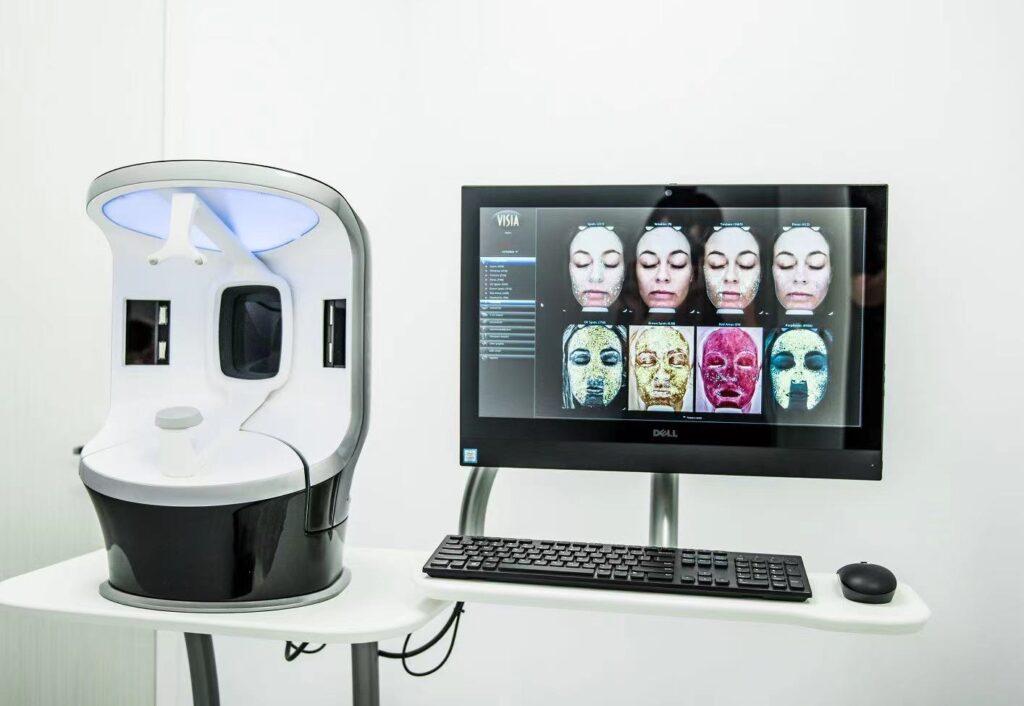 热玛吉多伦多-皮肤检测系统